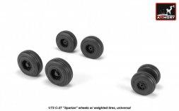 C-27 Spartan wheels 1:72