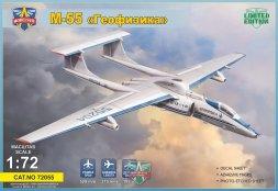 Myasishchev M-55 Geophysica 1:72