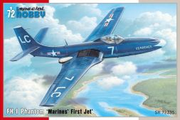 FH-1 Phantom - Marines First Jet 1:72