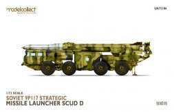 9P117 (SS-1e Scud-D) - Strategic missile launcher 1:72