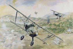 Arado Ar 68E 1:48