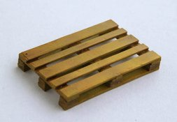 Wooden Pallet 1:35