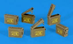 U.S. ammunition boxes cal. 7,62 1:35