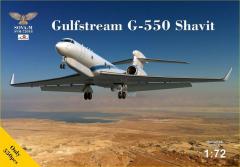 Gulfstream G-550 Shavit 1:72