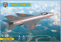 MiG-21F-13 Fishbed 1:72