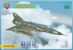 Mirage IIIE 1:72
