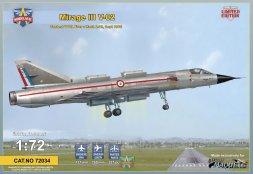 Mirage III V-02 1:72