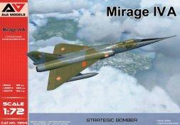 Mirage IVA 1:72