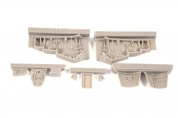 Hawker Hunter F.6 Undercarriage Set 1:48