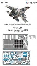 Su-27SM detail set 1:72