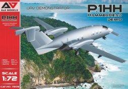 P1.HH Hammerhead (Demo) UAV 1:72