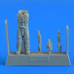 Royal Flying Corps (RFC) WWI Pilot 1:48