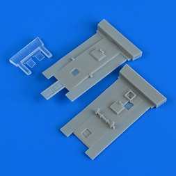 Bristol Beaufighter cockpit´s doors 1:48
