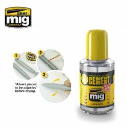 Medium Dense Cement - Slow Dry 30ml