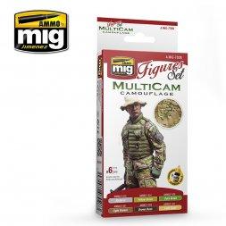 Multicam Camouflage set