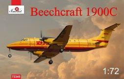 Beechcraft 1900c DHL 1:72