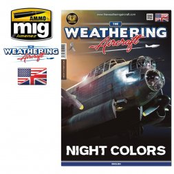 The Weathering Aircraft - Issue 14 Night Colors English