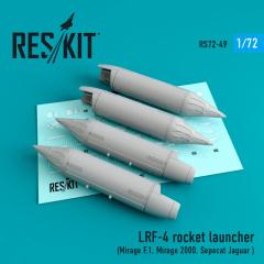 LRF-4 rocket launcher 1:72