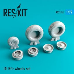 IAI Kfir wheels 1:72