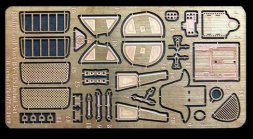 Blohm & Voss BV-155 Detail Set 1:72