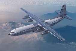 Douglas C-133B Cargomaster 1:144