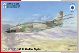 Vautour IIN - IAF All Weather Fighter 1:72