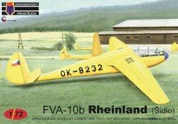 FVA-10b Rheiland (Šídlo) 1:72