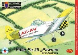 Pa-25 Pawnee over Australia 1:72