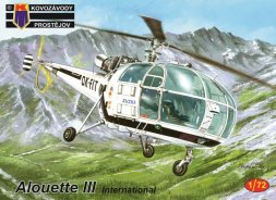 Alouette III International 1:72