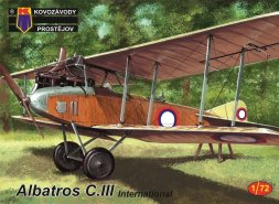 Albatros C.III International 1:72