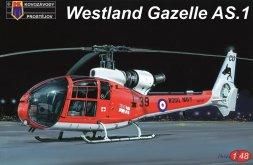 Westland Gazele AS.1 1:48