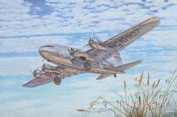 Boeing 307 Stratoliner 1:144