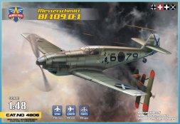 Messerschmitt Bf 109D-1 1:48