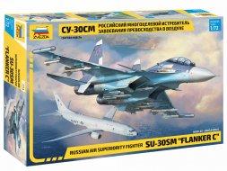 Su-30SM Flanker C 1:72