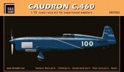 Caudron C.460 1:72