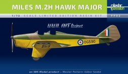 Miles M.2H Hawk Major - RAF trainer WW II 1:72