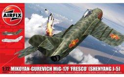 MiG-17F Fresco 1:72