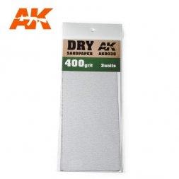 Sandpaper Dry 400
