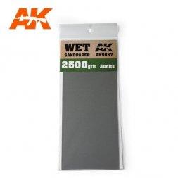 Sandpaper Wet 2500