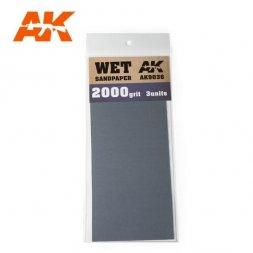 Sandpaper Wet 2000