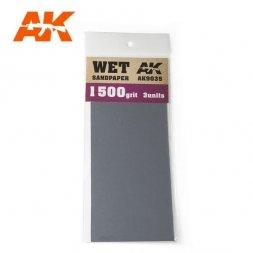 Sandpaper Wet 1500