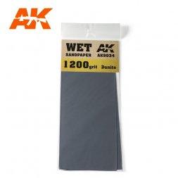 Sandpaper Wet 1200
