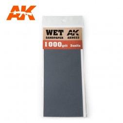 Sandpaper Wet 1000