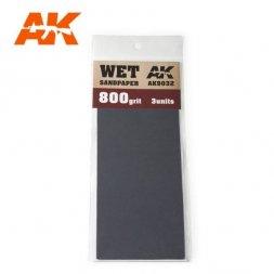 Sandpaper Wet 800