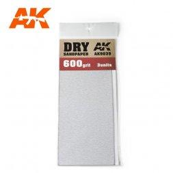 Sandpaper Dry 600