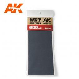 Sandpaper Wet 600