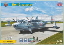Be-12 Prototype 1:72
