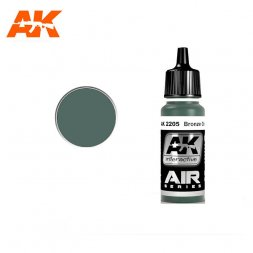 Bronze Green 17ml