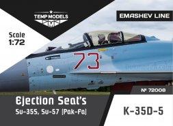 K-36D-5 Ejection seats 1:72
