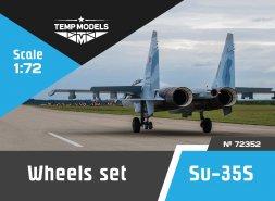Su-35S wheels set 1:72